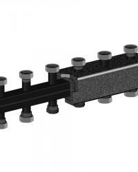 Распределительный коллектор из черной стали Meibes