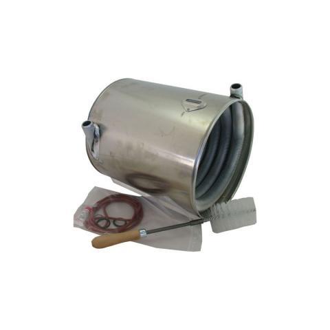 Теплообменник для WOLF CGB 35, CGB 50, CGB-K 40-35