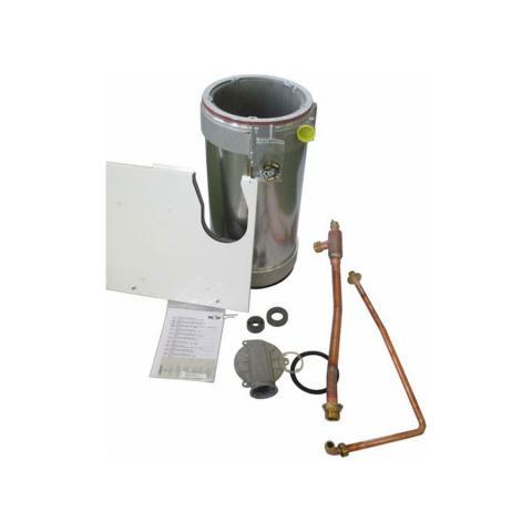 Теплообменник котла WOLF CGB 75-100