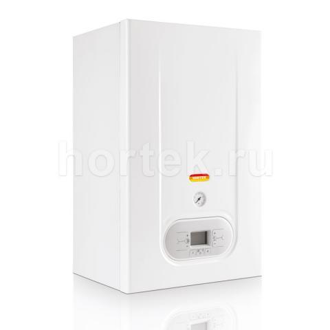Газовый настенный конденсационный котел HORTEK HR-1K
